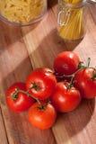 świezi pomidory Fotografia Royalty Free