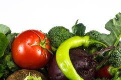 Świezi warzywa Obraz Royalty Free