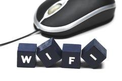 WIFI Fotografía de archivo libre de regalías