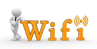 Wifi Royalty Free Stock Images