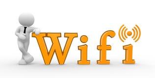 wifi royalty ilustracja