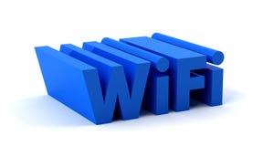Wifi Royalty-vrije Stock Foto's