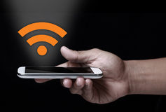 Free Wifi Stock Image - 43797971