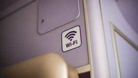 Wifi Stockbild