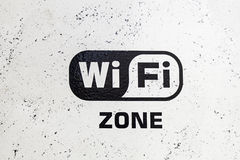 Wifi area Stock Images