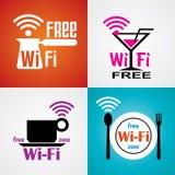 Wifi cafe Stock Photos