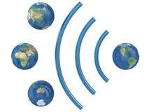 Wifi concept. Stock Image