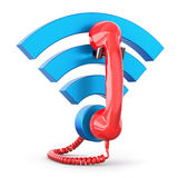 WiFi concept Royalty Free Stock Photo