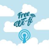 Wifi connection Stock Photos