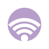 Wifi connection internet symbol Stock Photography