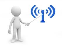 Wifi stock illustration