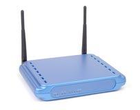WiFi Doppelkommunikationsrechner Stockfoto