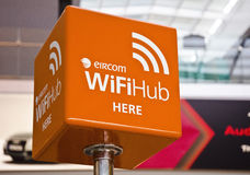WiFi Hub Royalty Free Stock Photography