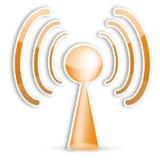 Wifi icon Royalty Free Stock Image