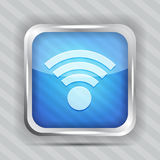 Wifi icon Royalty Free Stock Photo