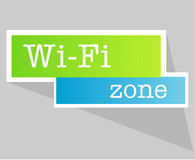 Wifi ikona ilustracji