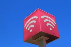 Wifi internet Zdjęcia Stock