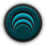 Wifi Internet Icon Logo Stock Image