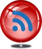 WiFi-knoop Stock Afbeeldingen