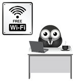 Wifi libre Imagen de archivo libre de regalías