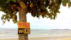 Wifi livre Imagem de Stock Royalty Free