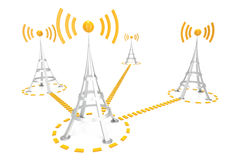 Wifi Network Stock Images