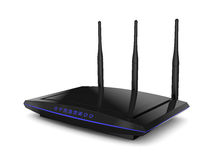 WiFi router Stock Images