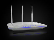 WiFi router Stock Photography