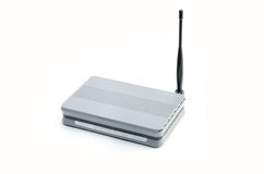 Wifi router Royalty Free Stock Photos