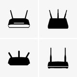 Wifi routers Stock Photo