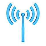 Wifi symbol Royalty Free Stock Image