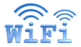 WiFi symbol Stock Photography