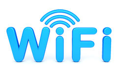 Wifi symbol Stock Photos