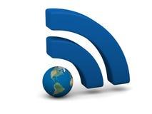 WiFi symbol Royalty Free Stock Photos