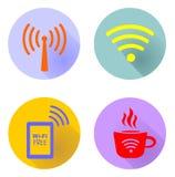 WiFi Symbol Stock Images