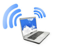 wifi technology Stock Images