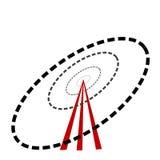 Wifi tower Stock Image