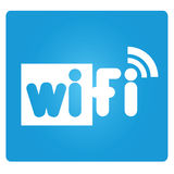 Wifi Royalty Free Stock Photography