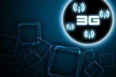 wifi 3G Arkivfoto