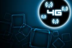 wifi 4G Royaltyfria Foton