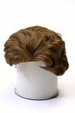 Wig stock image