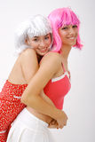 Wiggy Friends Royalty Free Stock Photos