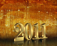 wigilia 2011 nowy rok ilustracji