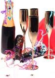 wigilia nowego roku Zdjęcie Stock