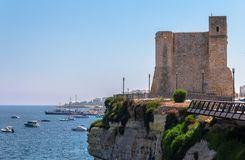 Wignacourt Tower in Malta Royalty Free Stock Photos