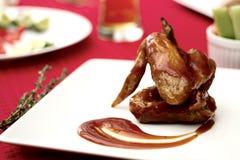 Wigns цыпленка Стоковое фото RF