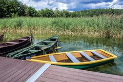 Free Wigry Lake In Poland Royalty Free Stock Images - 183420849