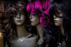 wigs fotos de stock royalty free