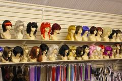Wigs Stock Images