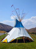 Wigwam teepee. Royalty Free Stock Images
